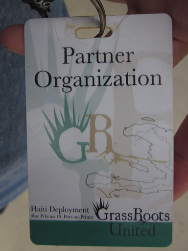 Grass Roots United - Like them on Facebook for the month of January and they get $1 donation!  http://www.facebook.com/Haiti.Communitere